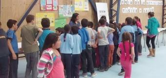 Realizan primera Feria de Actividad Física y Salud en Puerto Fuy