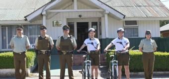 Carabineros implementa servicios especiales durante fin de año y verano en la comuna
