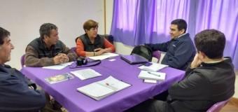Saesa se reunió con dirigentes de Población Lolquellén y anunció mejoras al servicio
