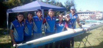 Club Remo Panguipulli participa de su primera Competencia Nacional