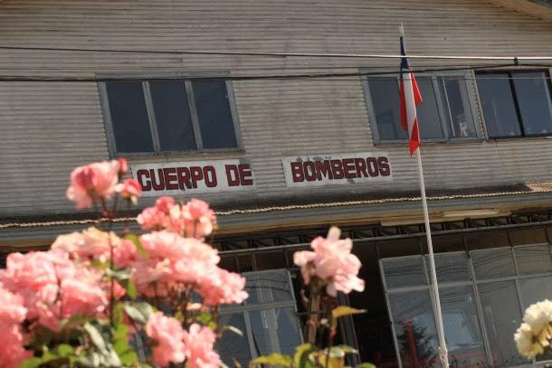 Cuartel General de Bomberos Panguipulli