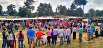 Cuentas alegres tras 4ta versión de concurrida Feria Campesina