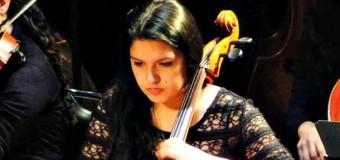 Violonchelista panguipullense tocará junto a la Orquesta S. Estudiantil Metropolitana en la ciudad