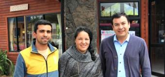Joven asume como nuevo Delegado Municipal en Coñaripe