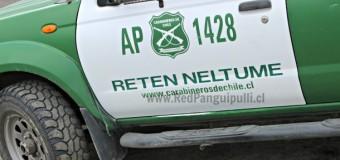Desconocidos sustrajeron numerosas herramientas desde bodega Municipal en Neltume
