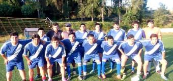 Club Riñimapu debutó con triunfo de 3-2 en el Campeonato Nacional de Anfur