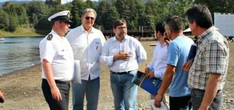 Bienes Nacionales garantizará acceso libre a playas tras denuncia en Puerto Fuy