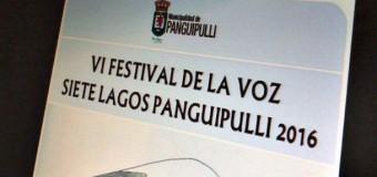¿Cantas? Inscríbete en el Festival de la Voz Siete Lagos