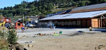 Cuestionan obras en Terminal de Buses. Alcalde alude a maniobra política