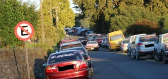 Municipio llama a conductores a respetar zonas prohibidas de estacionar