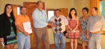Municipio entregó inmueble a Junta de Vecinos de Liquiñe