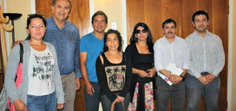 Municipio traspasó terrenos a Comité de Vivienda Los Robles de Choshuenco