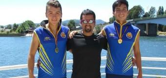 Dupla local se quedó con medalla de Oro en la Regata BierFest