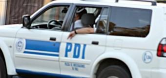 Operativo de la PDI deja dos detenidos por tráfico en una toma de terreno en la ciudad