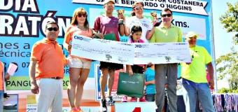 Exitosa primera Media Maratón y Corrida de Verano vivió Panguipulli