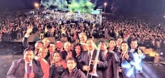Municipio cifra en 25 mil los asistentes al show playa verano 2016