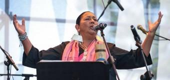 """Beatriz Pichi Malen viene a Cantar al """"Encuentro de Saberes y Sabores"""". Conoce el programa"""