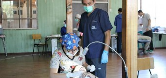 Programa de Salud permitió realizar al menos 400 atenciones dentales gratuitas en Neltume