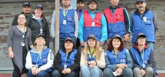 Por tres meses | Precensistas comenzaron el trabajo en la comuna