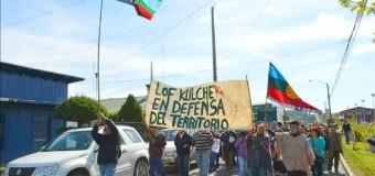 Comunidades Mapuche de Lanco rechazan presencia de fuerzas policiales y aplicación de Ley Anti-Terrorista