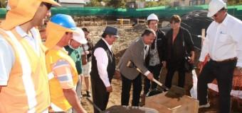 A mediados de Agosto debería estar listo el 1er Jardín Infantil Integra de Panguipulli