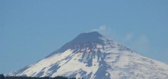 Mensaje de texto alertará a la población este jueves en el simulacro de erupción del Volcán Villarrica