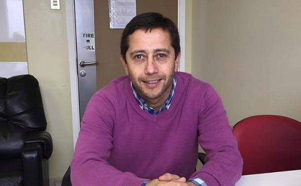 Javier Sandoval Jara   Precandidato a Concejal PPD