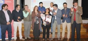 Nelda Trafipán es reconocida tras obtener Premio Nacional a la Innovación Sustentable