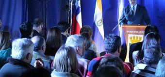 Alcalde Aravena y cuenta pública: Yo solamente soy el director de orquesta