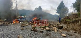 Apoderados de colegio de Neltume y bombas de humo: No hubo consideración con los niños