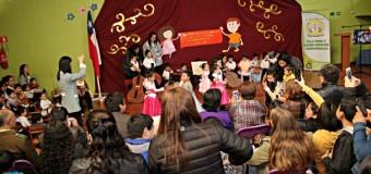 "Familia ""Quechumalina"" celebró octavo cumpleaños"