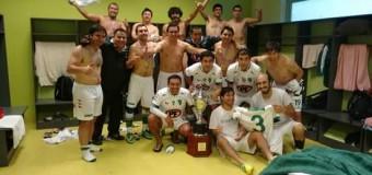 Fiesta en Coñaripe!!! Equipo Luchador se coronó Campeón Nacional del Fútbol Amateur