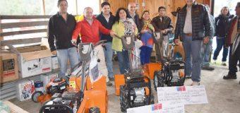 INDAP realiza entrega de incentivos para apoyar el desarrollo productivo en Liquiñe
