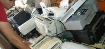 """Municipio realizará """"mega"""" campaña de reciclaje electrónico. Conoce las fechas y localidades"""
