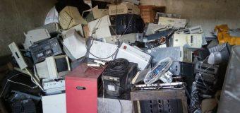 4ta Campaña de reciclaje reunió más de 4 toneladas de electrónicos