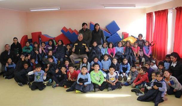 Alrededor de 800 niños recibirían el beneficio en la comuna