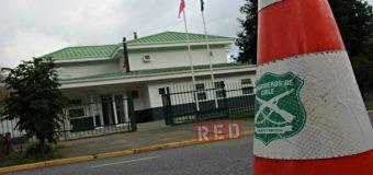 Fiscalización de Carabineros en Coñaripe dejó dos detenidos esta madrugada