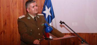 Comisario Echeverría rindió Cuenta Pública marcada por cifras positivas y cercanía con la comunidad