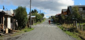 Puerto Fuy, un pueblo con anhelos de urbanización y desarrollo turístico
