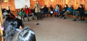 """Gobierno propone a comunidades Mapuche de Coñaripe trabajar de manera """"sistemática"""""""