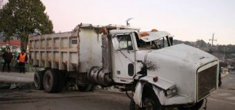 Accidente en Panguipulli | Formalizan a conductor del camión por cuasidelito de Homicidio