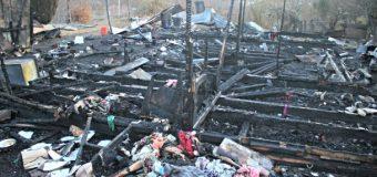 La historia de la animadora de la Comunidad Católica de Pitrén que perdió todo en un incendio