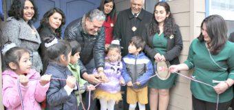 Inauguran obras de mejoramiento en Escuela de Huellahue. Casi $100 millones invertidos