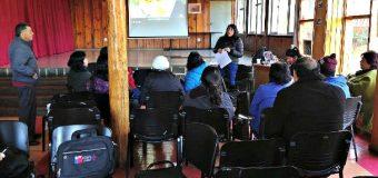 Comunidades indígenas de Panguipulli conocen alcances del Plan Regulador