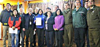 Autoridades provinciales de Chile y Argentina se reúnen y concuerdan en agilizar apertura del P. Carirriñe