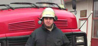 Duelo regional por muerte de bombero Paillaquino. Bomberos de Panguipulli lamentaron la pérdida