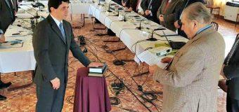 Elías Sabat asumió como Presidente del Consejo Regional