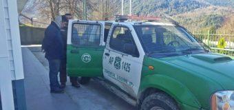 Un ciudadano Colombiano y un Chileno fueron formalizados por el millonario robo de herramientas en Tránguil