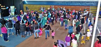 """Establecimientos de educación Parvularia celebran el """"mes de la Familia"""""""