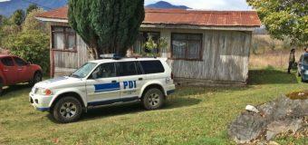 Hallan el cuerpo de una mujer de 81 años en Rinconada de Chauquén